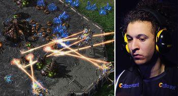 «Stephano» er ferdig med StarCraft II