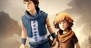 Bli med to brødre på eventyr