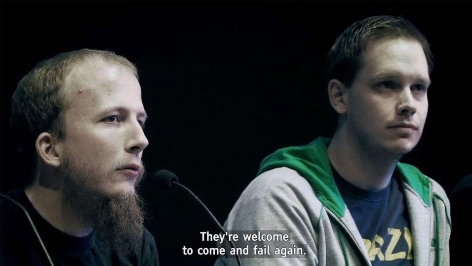 Filmbransjen prøver å sensurere Pirate Bay-dokumentaren