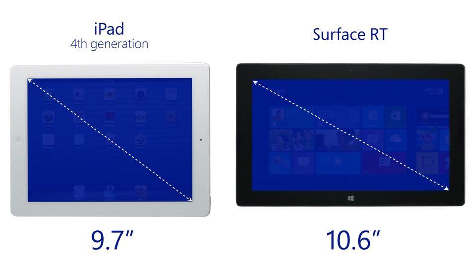 Microsoft: – Derfor er Surface RT bedre enn iPad