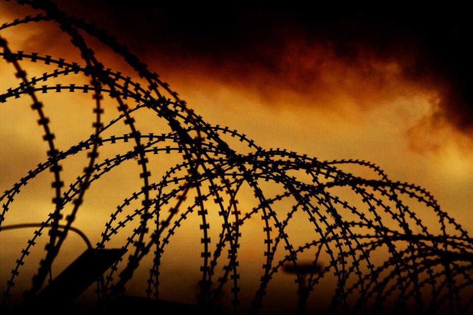 Hemmelig opptak viser flukten fra krigsfangeleir