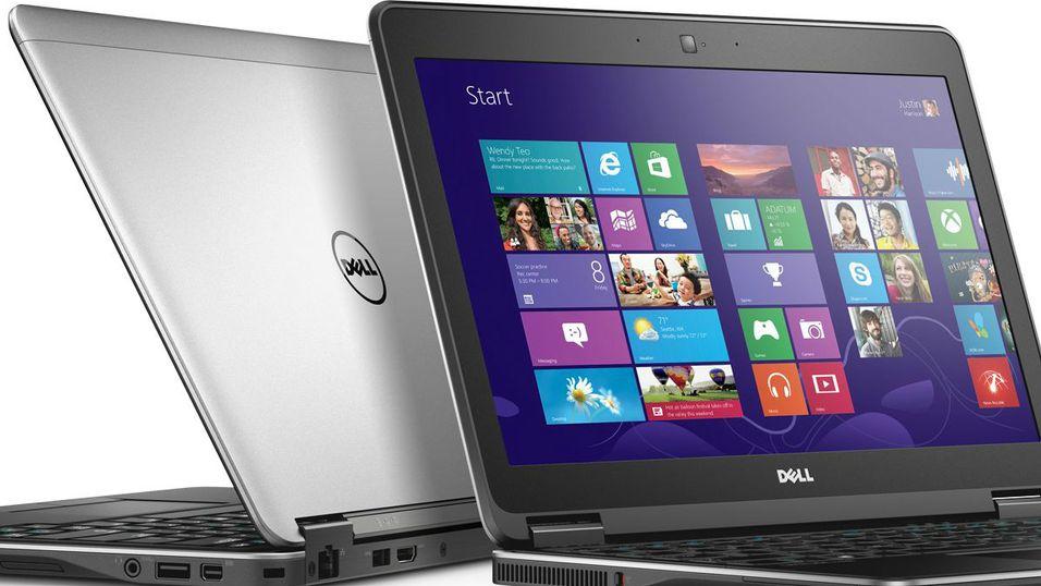 Her er Dells nye Haswell-maskiner