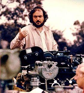 Stanley Kubrick mens han filmer «Barry Lyndon».