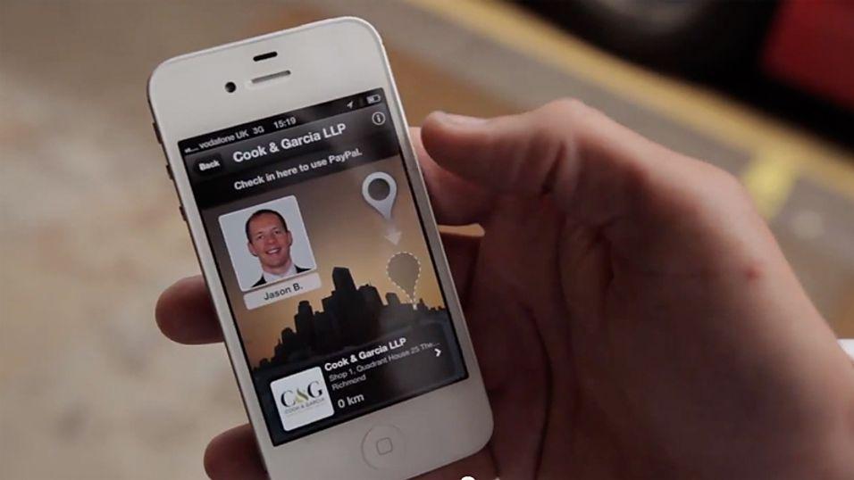 Paypal tester mobilbetaling med ansiktsgodkjenning