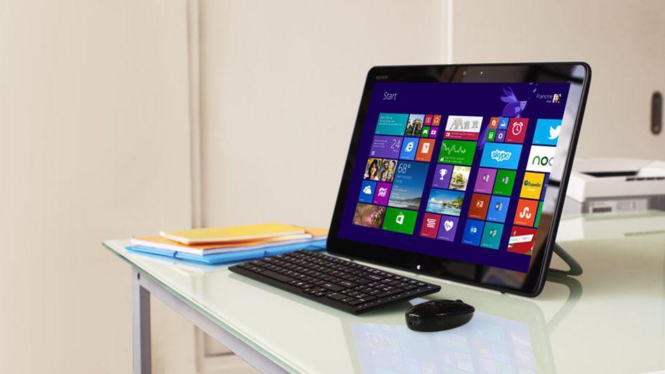 – Windows 8.1 er en solid oppdatering