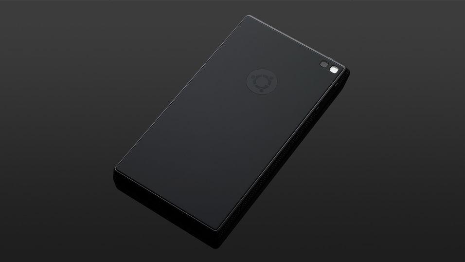 Ubuntu-telefonen sliter