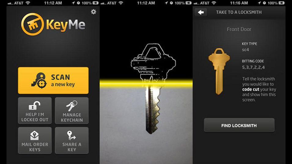 Genial app lar deg kopiere husnøkkelen
