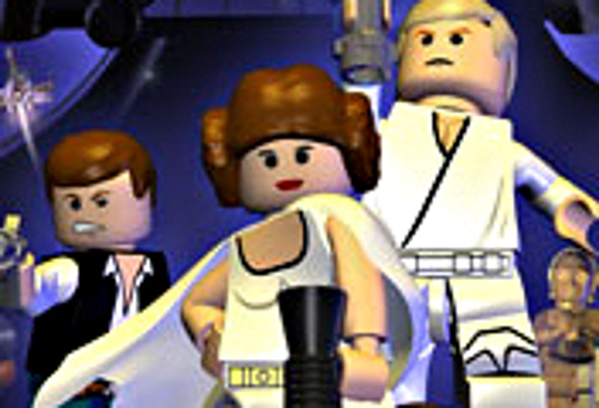 LEGO Star Wars II annonsert
