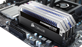 Corsair Dominator Platinum.