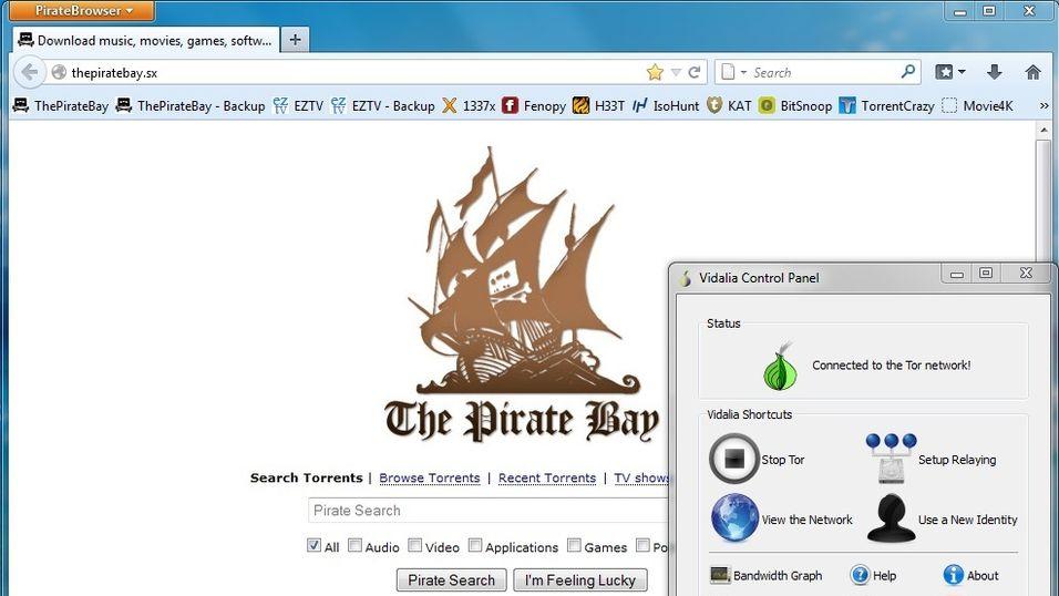 Massiv suksess for «piratnettleseren»