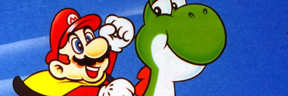 – Alle bør lære av kontrollene i Super Mario World