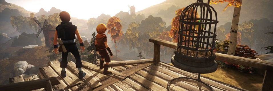 ANMELDELSE: Brothers: A Tale of Two Sons