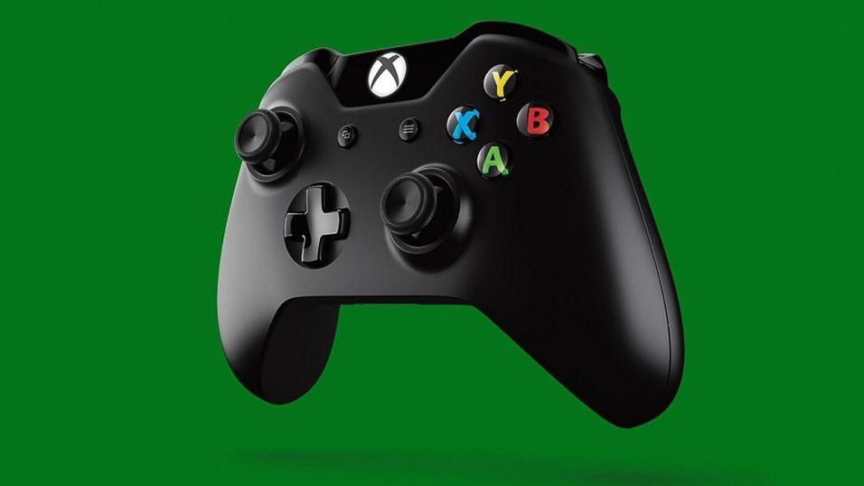 Spill på PC-en med Xbox One-håndkontrollen