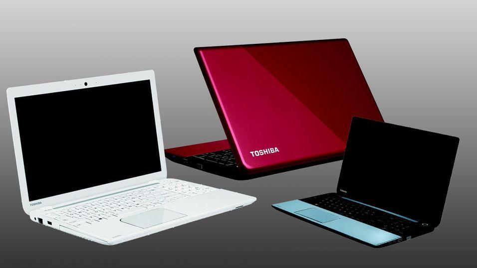 Her er Toshibas nye billigmodeller