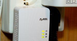 Test: ZyXEL PLA4201 og PLA5205