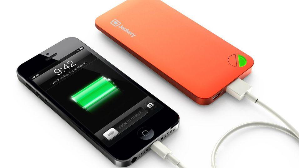 Sjekk ut denne batteriladeren