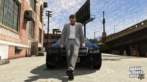 Grand Theft Auto V var fjorårets bestselgende spill.