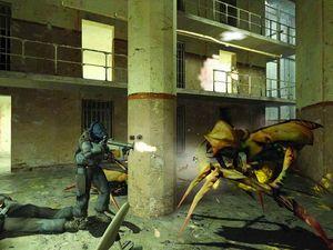 Half-Life 2 var en annen Williams-favoritt.