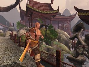 Jade Empire.