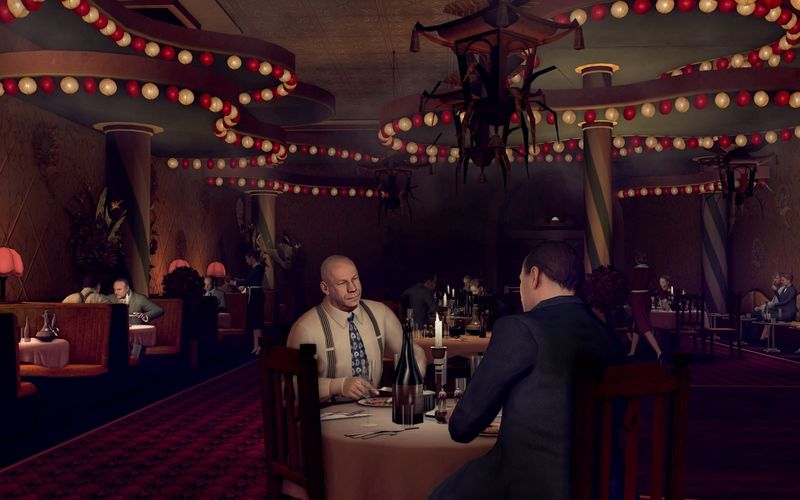 L.A. Noire is looking good as usual, I just wish Rockstar and 2K would