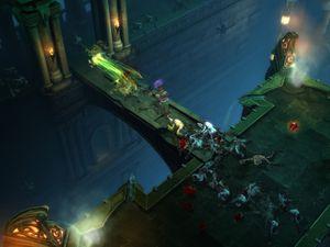 Det er en stund siden Diablo III så slik ut.