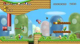 Fansen foretrekker todimensjonale Mario-spill.