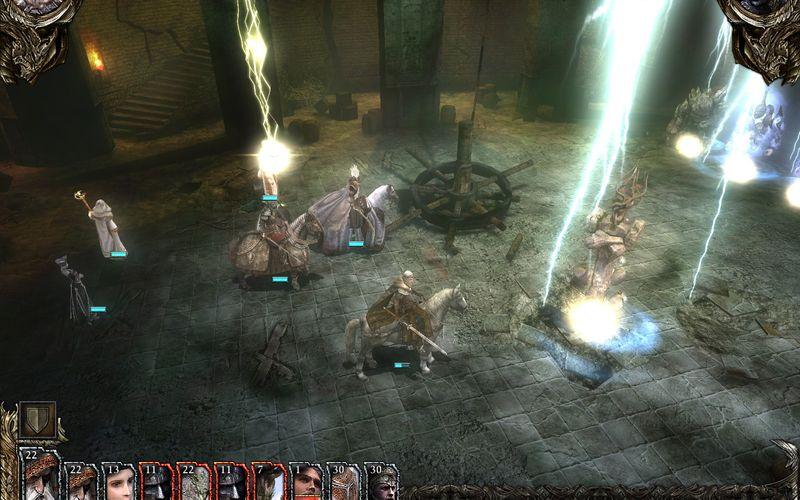 Скриншоты к игре Disciples III: Renaissance, screenshot, обои, игры, скринш