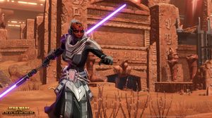Skjermbilde fra Star Wars: The Old Republic.