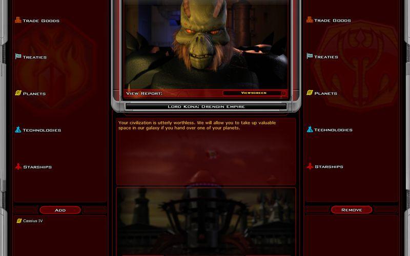 Фото игры Galactic Civilizations 2: Dread Lords.