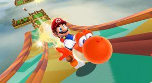 Super Mario Galaxy 2 vant kritikernes gunst.