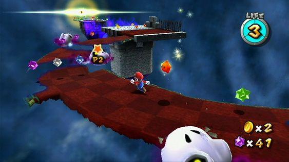 Mario-musikk gjør seg alltid godt med et symfoniorkester (Skjermbilde: Nintendo).