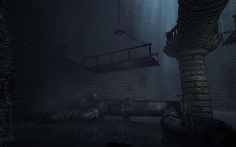 Опубликована демоверсия игры ` Амнезия: Призрак предшествующего `