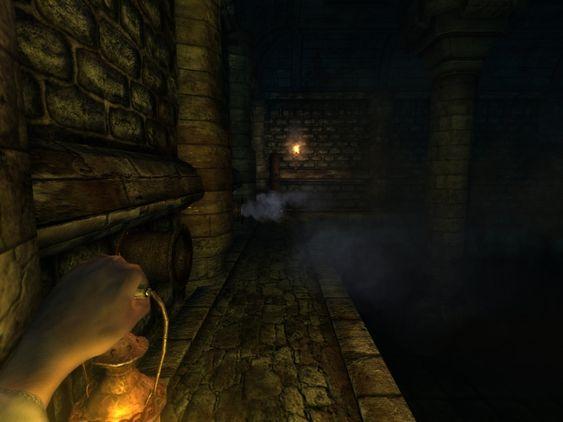 Amnesia: The Dark Descent.