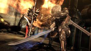 Metal Gear Rising: Revengeance.