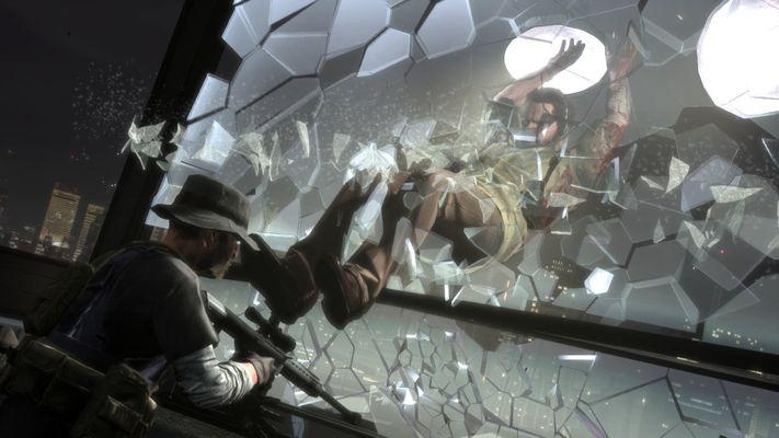 Max Payne 3 klarer å koble til matchmaking