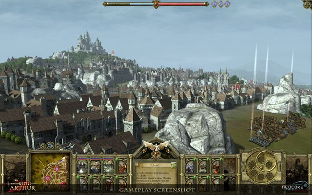 King Arthur: The Role-playing Wargame