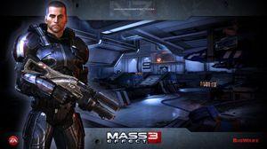 Shepard får som regel tid til litt flørting mellom all drepingen.