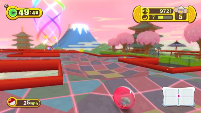 Super Monkey Ball: Step & Roll