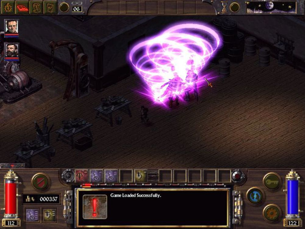Arcanum: Of Steamworks & Magick Obscura.