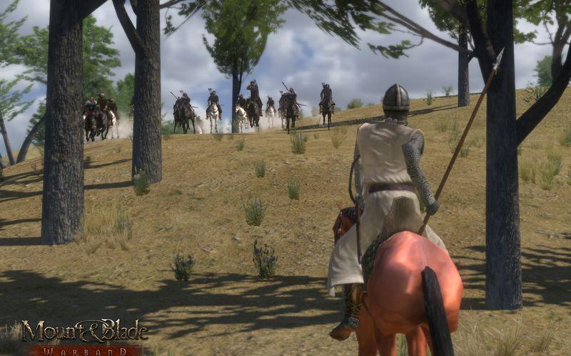 Игры / Mount and Blade: Warband + обновление для Mount & Blade: Огнем и