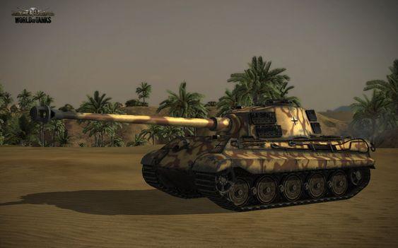 Andre verdenskrigs skumleste stridsvogn.