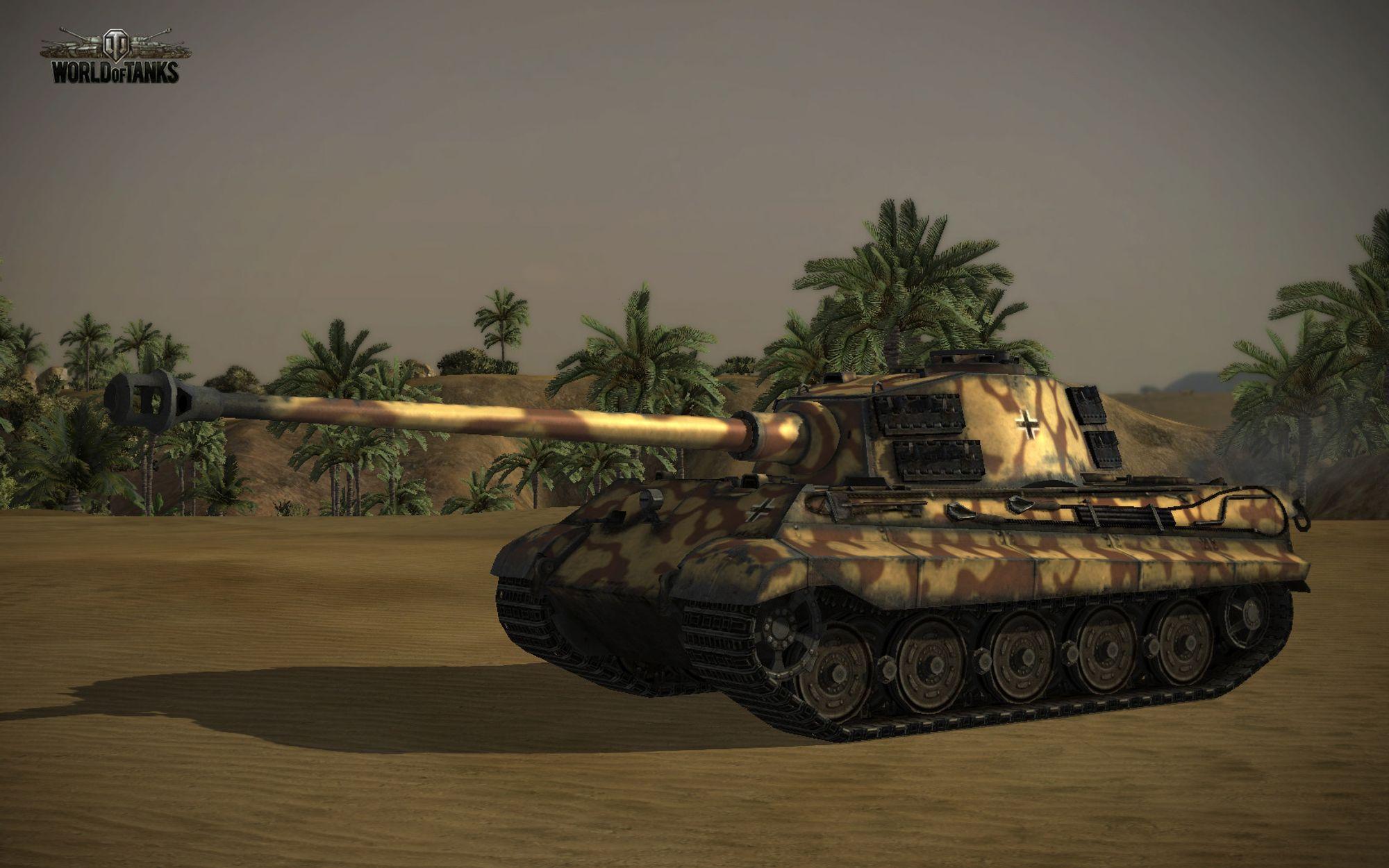 Verdens beste stridsvogn