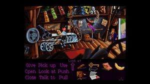 The Secret of Monkey Island 2: LeChuck's Revenge.