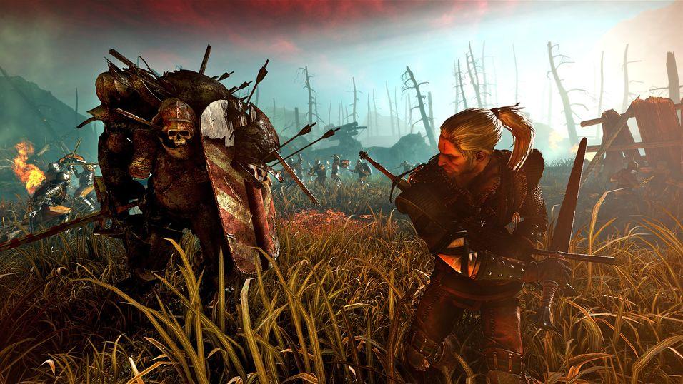 The Witcher 2 er gratis på Xbox One og Xbox 360