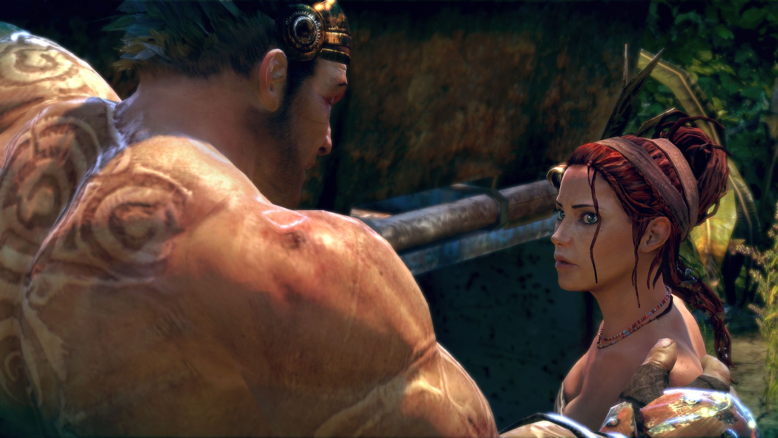 Enslaved odyssey to the west porn xxx video