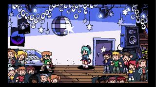 Fra dataspillet Scott Pilgrim vs. The World.
