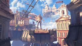 BioShock Infinite tok oss med til vakre Columbia.
