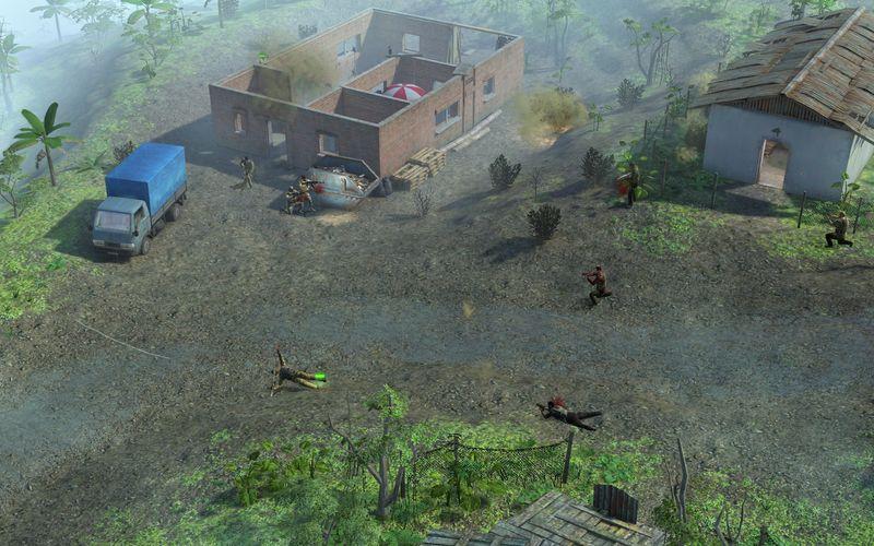 Скачать игру Jagged Alliance: Back in Action / Снова в деле (MULTi2 RUS 201