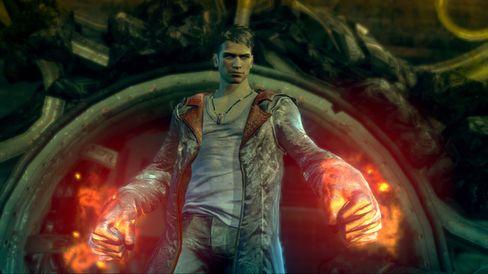 DmC: Devil May Cry. (Bilde: Capcom).
