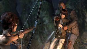 Tomb Raider ble trukket frem som et spill med gode actionsekvenser.